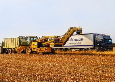 Maistransport Salomons Transport BV.