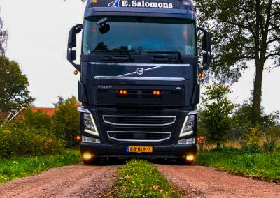 Salomons Mest-Handel-Transport Herfst