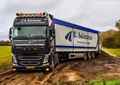 Salomons Transport Walking Floor