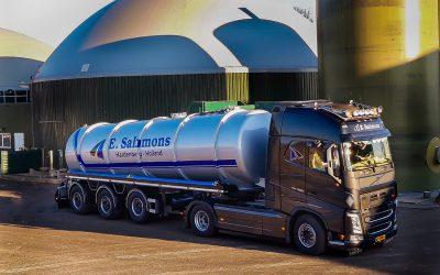 De Salomons Transport Tankauto!