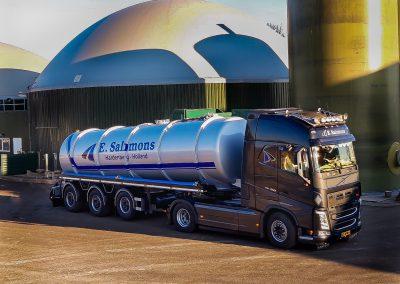 Salomons Transport Tankauto