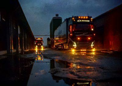 Salomons Transport Hardenberg